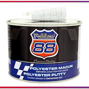 Polyester Putty 88